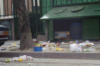 Piden que se utilicen bolsas específicas para los residuos