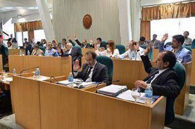 Legisladores pidieron por el Acueducto de Lago Buenos Aires