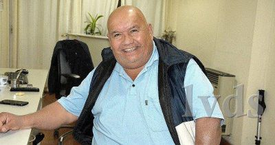 Fonti llegó al Ministerio de Interior para pedir que paguen la deuda a ex ypefianos