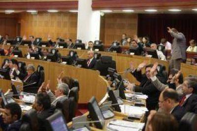 La emergencia en seguridad, en cárceles y en adicciones es ley, y el PE define su aplicación