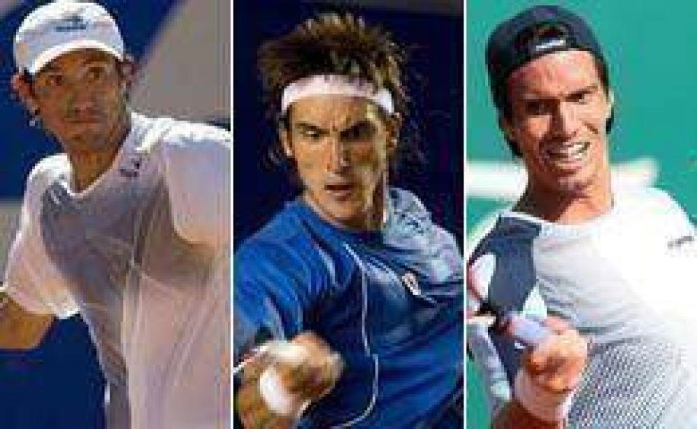 Mayer y Chela ganaron en el debut del US Open