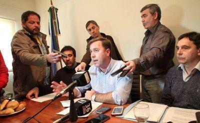 El intendente de El Bolsón denunció penalmente a funcionarios de la gestión anterior