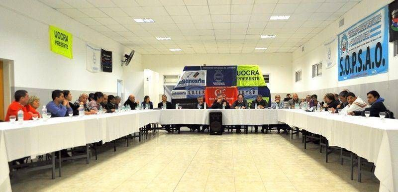 """La CGT Zona Atlántica advierte sobre una """"actitud neoliberal"""" del gobierno provincial"""