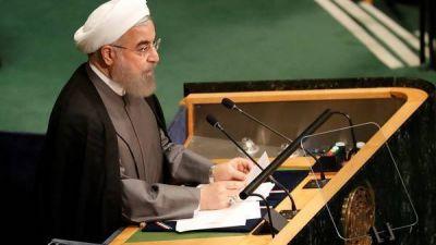 Irán ataca en la ONU a Arabia Saudita y acusa a EE.UU. de incumplir el acuerdo nuclear