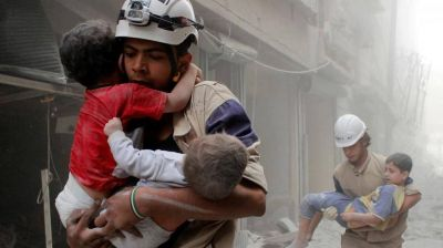 Aumentan los bombardeos en Alepo, y Bashar al Assad prepara un masivo ataque terrestre