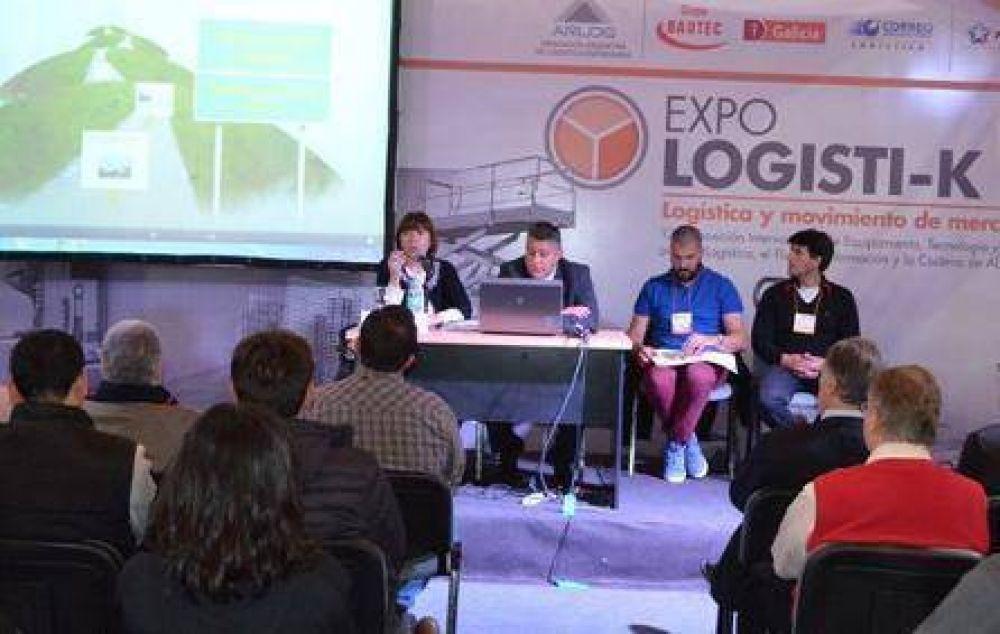 Exitosas conferencias de ARLOG en Expo Logisti-K