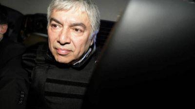 Rechazan la prisión domiciliaria de Lázaro Báez