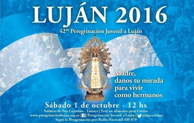 42º Peregrinación a Pie a Luján - Misa Arquidiocesana de Niños