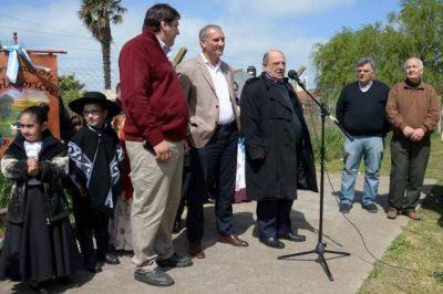 El Intendente encabezó la celebración por el 10° aniversario del CAPS Aeroparque