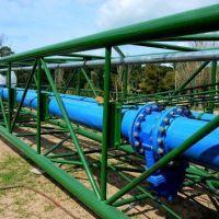 Agua corriente para las localidades del sur de Villa Gesell