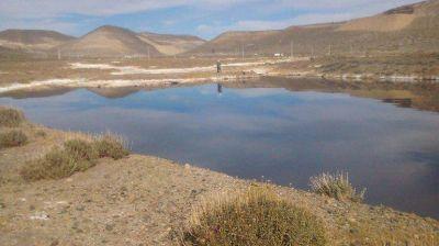 Al menos dos meses demandará el saneamiento del derrame que se produjo en Cerro Dragón