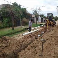 M�s barrios se suman al pedido de obras de conexi�n cloacal