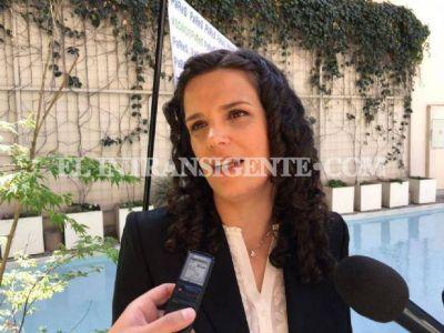 Cristina Fiore no tuvo piedad con el Gobierno Nacional