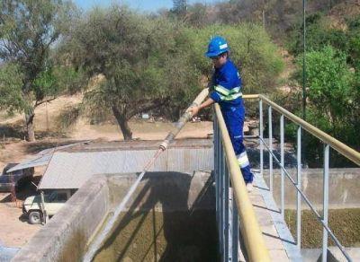 Aguas del Norte: afectación del servicio de agua potable en Salvador Mazza