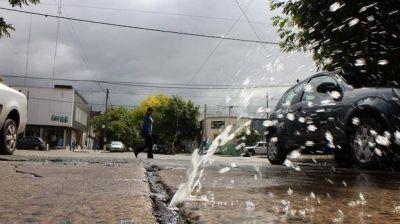 Suman reclamos de obras por el servicio de agua en La Plata