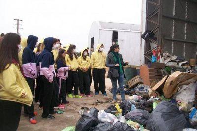 Programa de concientización ambiental y turística