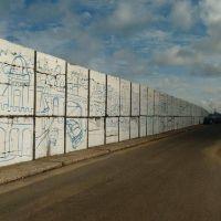 El mural �M�s grande del mundo� de la Escollera Sur, continuar�a en la Norte