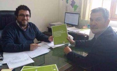 La comuna busca financiar obras p�blicas para Miramar y Otamendi v�a la Provincia