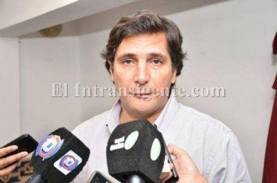 Nicol�s Avellaneda afirm� que baj� el nivel de violencia en el Paseo Balcarce