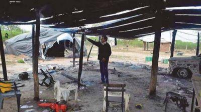 Denuncian al dueño gaseosas Manaos por destrozos en asentamiento indígena