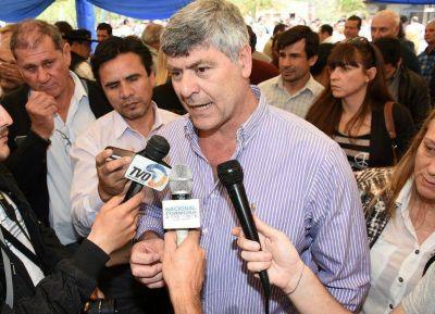 Ricardo Buryaile pidió más colaboración y buena voluntad del gobierno provincial para poder ayudar más a Formosa