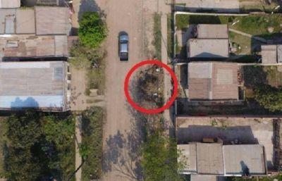 La Comuna capitalina utilizará drones para detectar mini basurales