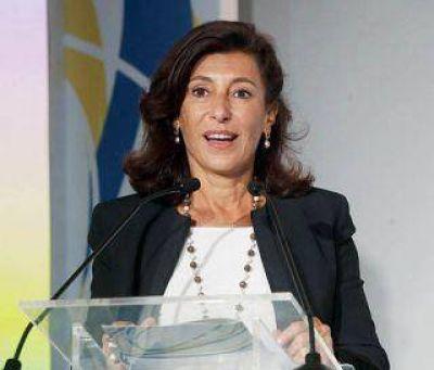 Los temas que Peppo tratará mañana en la reunión con la presidenta del Banco Nacional del Brasil