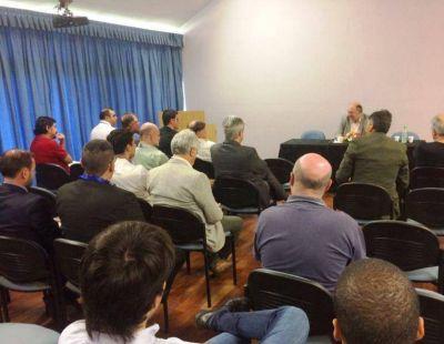 Lichowski: �Queremos dejar sentadas las bases para el desarrollo industrial de la provincia�