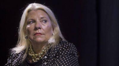Elisa Carrió acusó a Antonio Bonfatti de