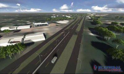 En 8 años la autovía se integrará con la cabecera del segundo puente