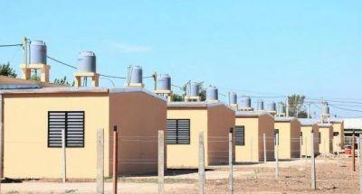 Corral presenta el proyecto para construir 140 nuevas viviendas