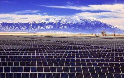 Salta se perfila como fuerte polo de generación solar en el país