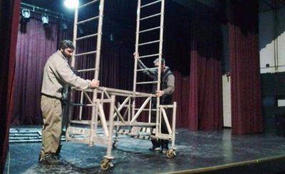 Realizan m�ltiples cambios y refacciones para mejorar al teatro municipal