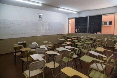El paro de ma�ana se har� sentir fuerte en las aulas de Salta