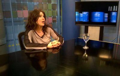 """Soledad Alonso: """"Vamos a forzar al Ministerio de Trabajo a conversar la paritaria"""""""