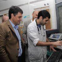 Jorge Macri presento un nuevo sistema de seguimiento m�dico