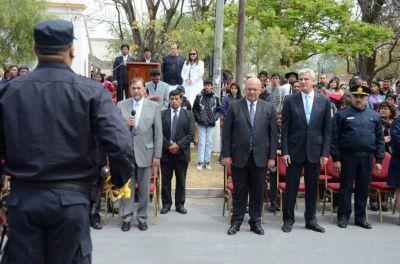 El Vicegobernador celebró junto al pueblo de La Merced sus fiestas patronales
