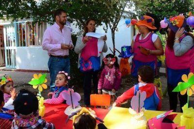 Importante inversión para obras en escuelas de Villa Mercedes