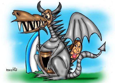 Que los dragones, los bolsos con dólares y los sindicatos amigos no te tapen el bosque