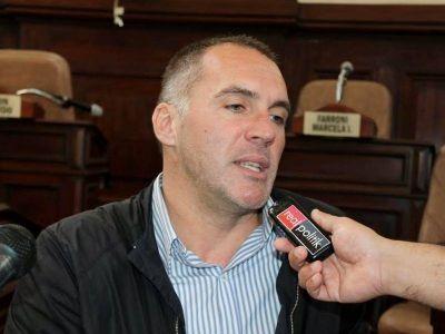 """Julio Irurueta: """"Si bien no lo quiero vincular con Alak, es muy probable que haya algo de eso"""""""