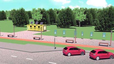 Expropian terrenos de la cantera de Hern�ndez para construir el Parque del Oeste