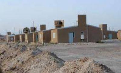 Nación financia 250 nuevas viviendas en el interior provincial