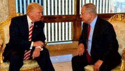 Trump se compromete con Netanyahu a �reconocer a Jerusalem como capital indivisible del Estado de Israel�