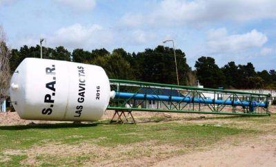 Agua corriente para el sur del distrito: Mar Azul y Mar de las Pampas beneficiadas