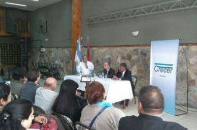 El embajador de Palestina en Argentina visit� la ciudad de Berisso