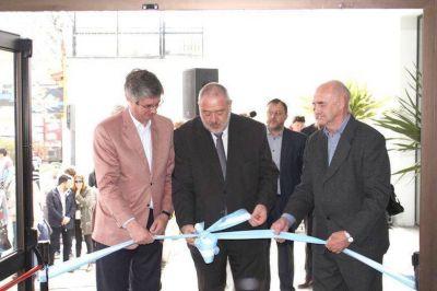 BANCO DEL CHUBUT: Se inauguró la remodelada sucursal Esquel