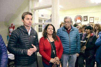 Ganó Sciurano pero Martínez Allende se consolidó como referente