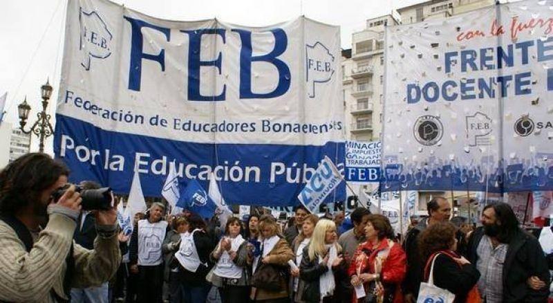 """Petrocini: """"No queremos hacer paro, queremos estar en las escuelas"""""""