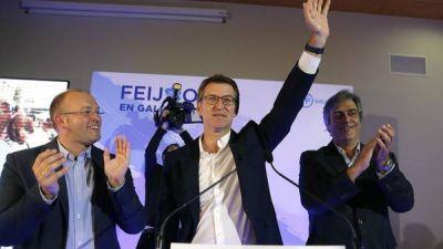 Los comicios de Galicia y el Pa�s Vasco refuerzan a Rajoy y castigan al PSOE