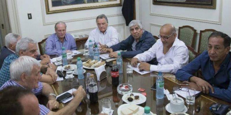 CGT: moyanismo quer�a paro; �Gordos� e �independientes�, no